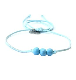 Simbi Haiti Clay Bead Necklace Trio Choker