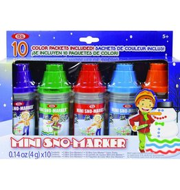 Alex / Ideal Mini Sno-Markers - Set of 5