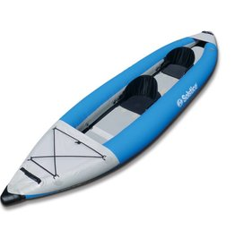 Solstice / Swimline Flare 2 Inflatable Kayak - 2 person