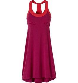 prAna Cali Dress - Rich Fuchsia