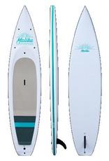 "Pau Hana Surf Supply Malibu 11' 6"" VFT Touring SUP With Paddle"