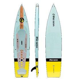 """Pau Hana Surf Supply Pau Hana 10' 10"""" MiniSport SUP - Teal/Neon"""