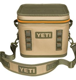 YETI YETI Hopper Flip 12 Tan/Orange