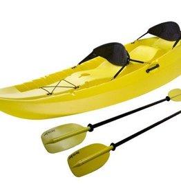 Pulse/Diversco Manta Tandem Yellow 10' Kayak