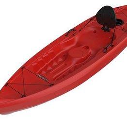 Pulse/Diversco Tamarack Red Kayak 10'