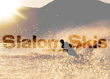 Slalom Skis
