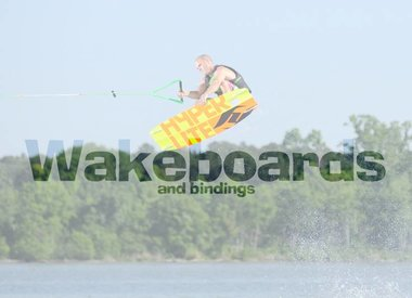 Wakeboards and Bindings