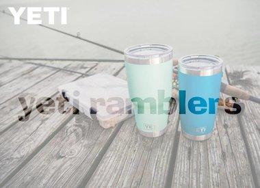YETI Ramblers