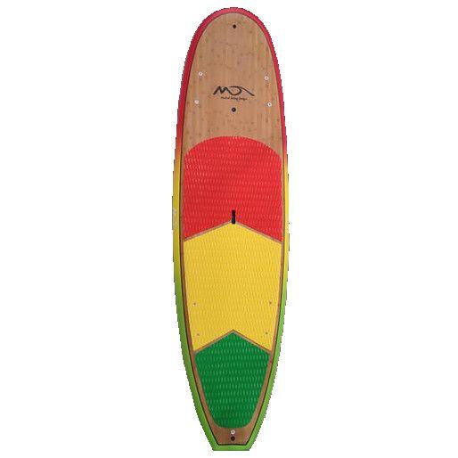 """Dolsey Ltd. Dolsey Bam Bam Paddleboard 10'8"""" -  Rasta"""