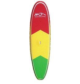 Dolsey Ltd. Dolsey Tuna Paddleboard 10' - Rasta