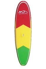 "Dolsey Ltd. Dolsey Tuna Paddleboard 10'6"" -  Rasta"