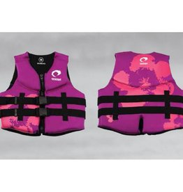 Pulse/Diversco Neoprene Women's Lifevest - Purple/Pink
