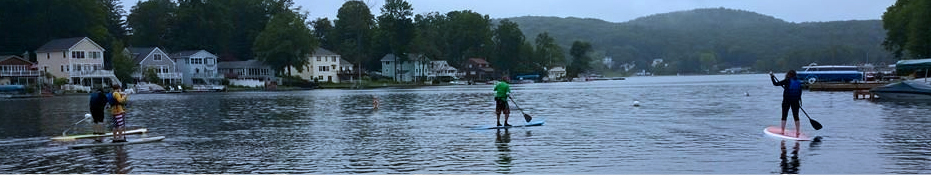 Stand Up Paddleboard Sales Rentals Demo Instruction at Morsel Munk in Connecticut