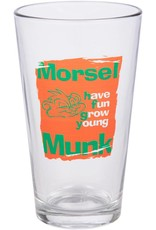 Morsel Munk HFGY Pint Glass