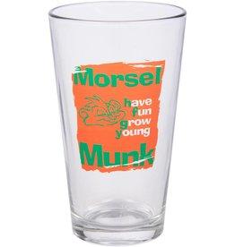 Morsel Munk HFGY Pint Glass