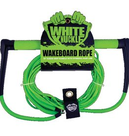 Pulse/Diversco WHITE KNUCKLE Wakeboard Rope 75'