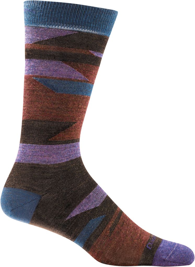 Darn Tough Vermont Fields Crew Light Men's Sock