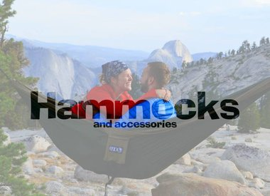 Hammocks, Tents, Sleeping Bags and Accessories