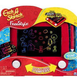 Spin Master Etch A Sketch Freestyle