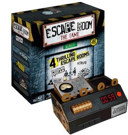 Spin Master Escape Room - The Game