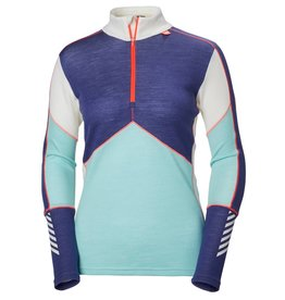 Helly Hansen Women's HH Lifa Merino 1/2 Zip Top Baselayer