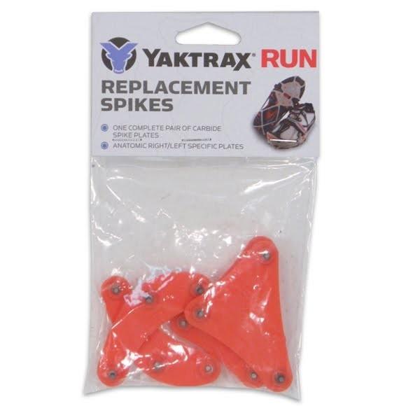 Yaktrax Run Replacement Spikes
