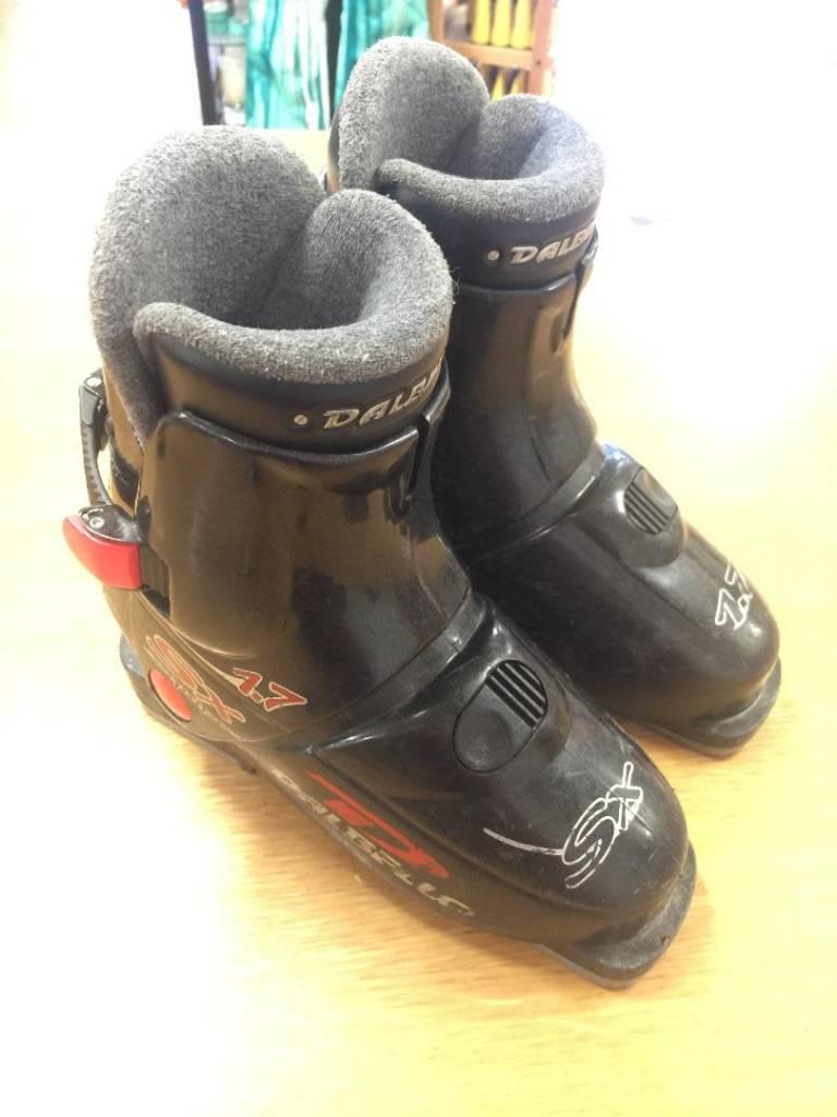 Jim Zuccaro CONSIGN Youth Dalebello SX Equipe 1.7 21.5 Ski Boot