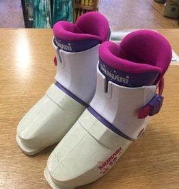 Jim Zuccaro CONSIGN Youth Munari R12 21.5 Ski Boot