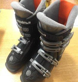 Jim Zuccaro CONSIGN Women's Alpina L4 Vivid 23.5 Ski Boot