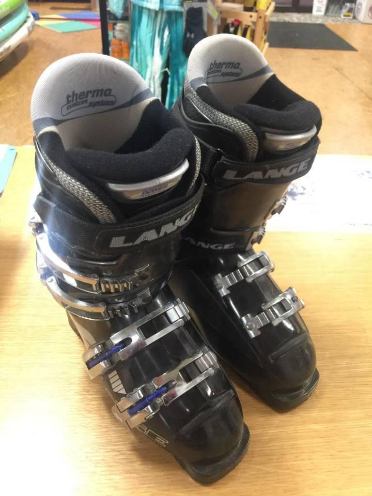 Jim Zuccaro CONSIGN Women's Lange L8 24.5 Ski Boot