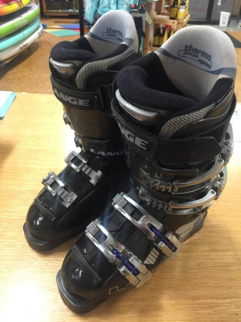 CONSIGN Women's Lange L8 24.5 Ski Boot