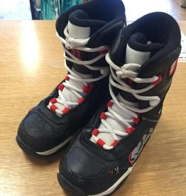 Tim O'Meara CONSIGN Youth 5150 Snowboard Boot sz 6