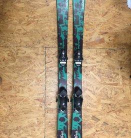 Tim O'Meara CONSIGN Youth Head Mojo Three 137cm w/ Tyrolia SL 70 AC Skis