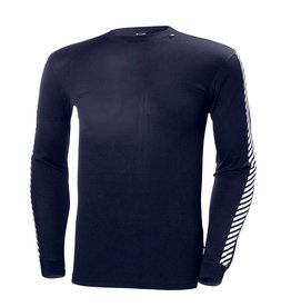 Helly Hansen Men's HH Dry Stripe Crew Top Baselayer