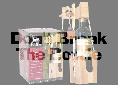 Don't Break The Bottle Puzzles