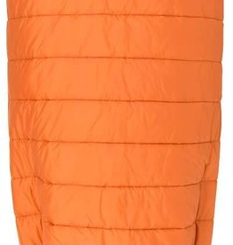 Big Agnes Buffalo Park Synthetic Sleeping Bag - Tall and Wide Orange