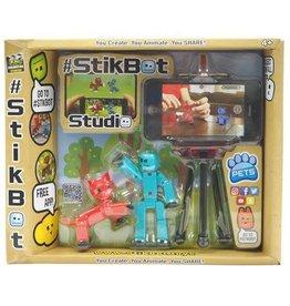 Hog Wild, LLC Stikbot Pets Studio