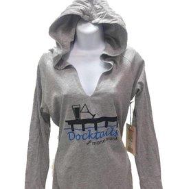 Docktails Women's Docktails Lightweight Boxer Hoodie
