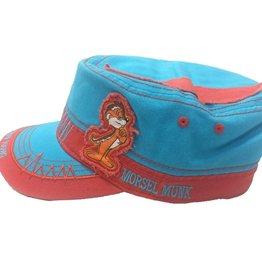 Morsel Munk Fidel Hat Have Fun Grow Young Blue