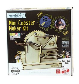PlayMonster Marbleocity Mini Coaster Maker Kit