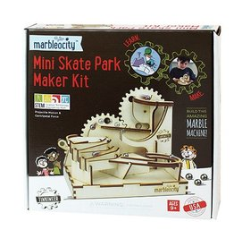 PlayMonster Marbleocity Mini Skate Park Kit