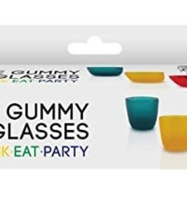Toysmith Edible Gummy Shot Glasses