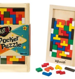 Toysmith Pocket Puzzle