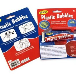 Toysmith Plastic Bubbles