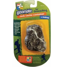 Geomate Geocaching Rock Cache