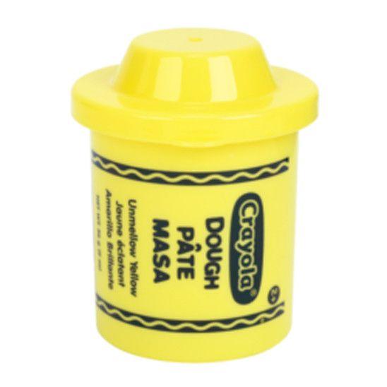 Crayola Modeling Dough 2oz - Unmellow Yellow