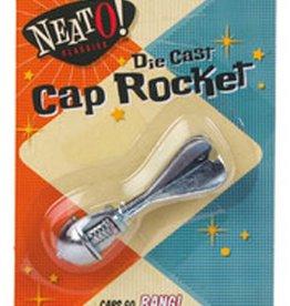 Toysmith Die Cast Cap Rocket