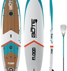 BOTE BOTE Flood Core Aqua 12' W/ Paddle 2018