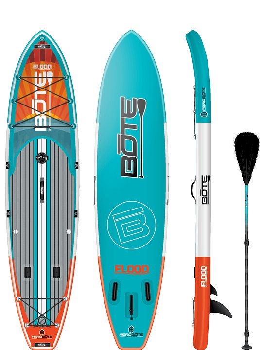 BOTE BOTE Inflatable Flood Native 11' W/ Paddle 2018