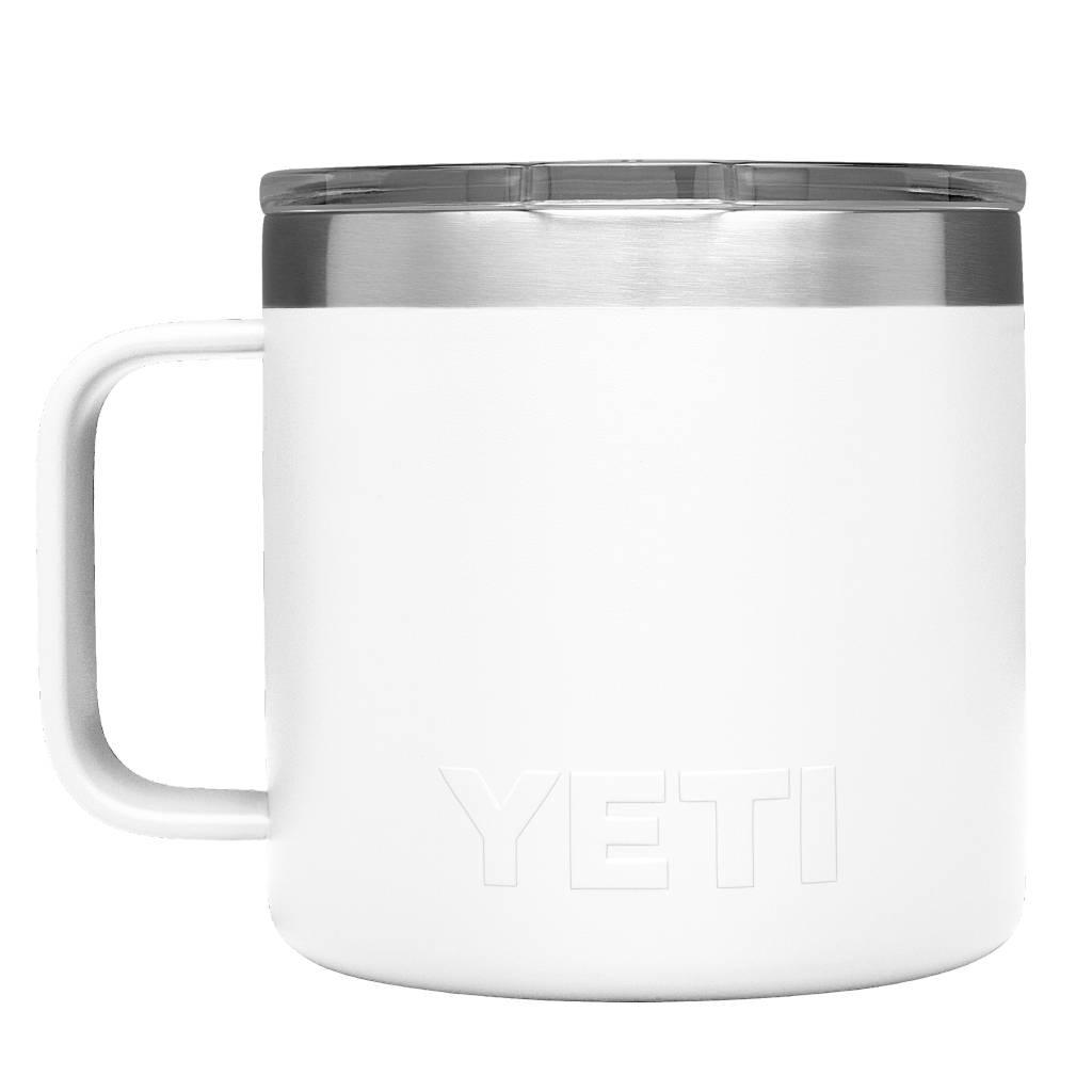 YETI YETI Rambler Mug 14oz White